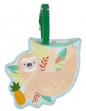 Floss and Rock Luggage Tag (Various Designs)